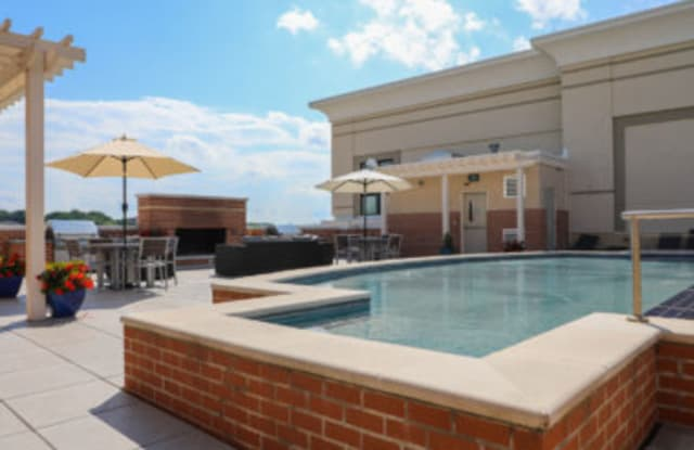 The Apartments at Metro Centre - 10201 Grand Central Avenue, Owings Mills, MD 21117