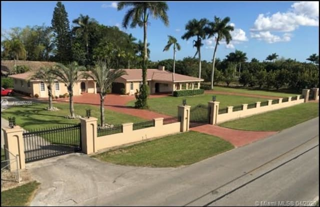 26755 SW 202nd Ave - 26755 Southwest 202nd Avenue, Miami-Dade County, FL 33031