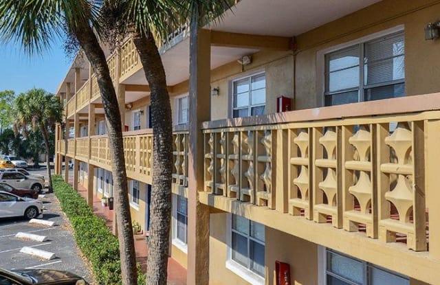 Ashford Bayside Apartment Homes - 5870 56th Ave N, St. Petersburg, FL 33709