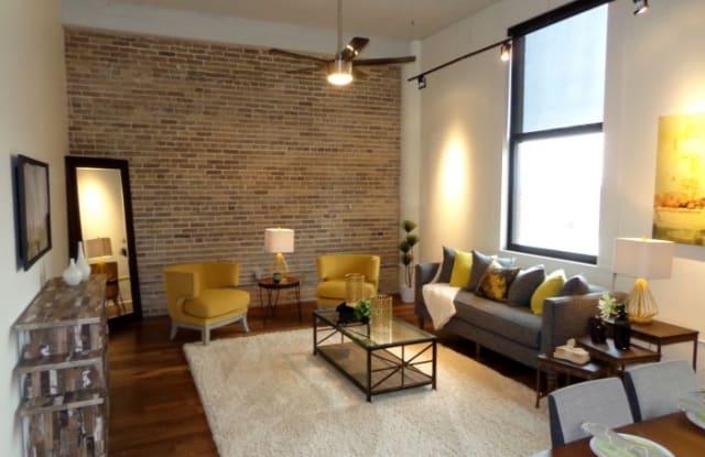 Lofts at Euclid - 625 N Euclid Ave, St. Louis, MO 63108