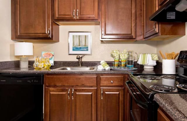 Kinstone River Apartment Homes - 2550 Akers Mill Rd SE, Atlanta, GA 30339