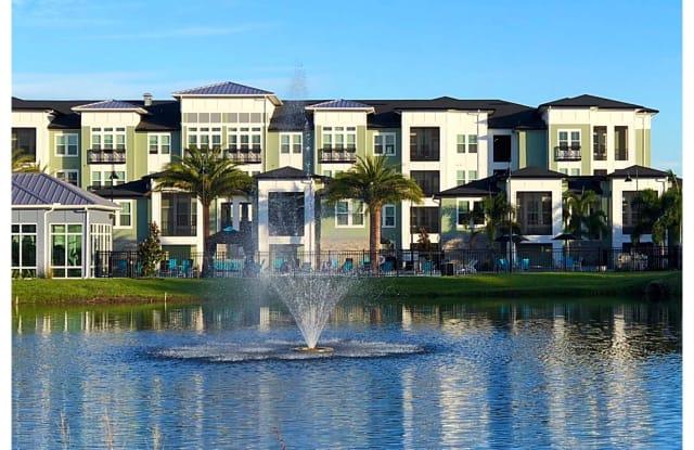 Addison on Long Bayou - 10405 Addison Way, Seminole, FL 33772