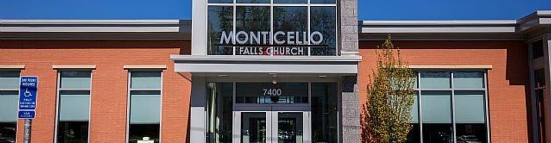 Monticello Falls Church