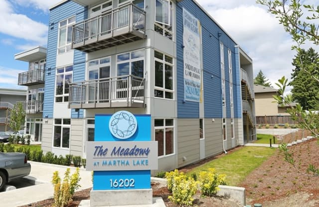 Meadows at Martha Lake - 16202 Meadow Rd, Lynnwood, WA 98087