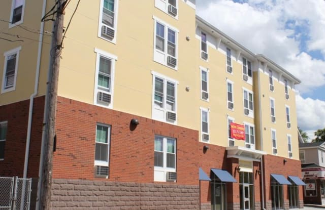 Liberty Commons - 619 South Main Street, Waterbury, CT 06706
