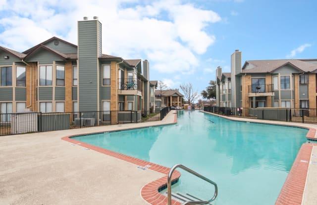 Lake Village West Apartments - 5013 Peninsula Way, Garland, TX 75043