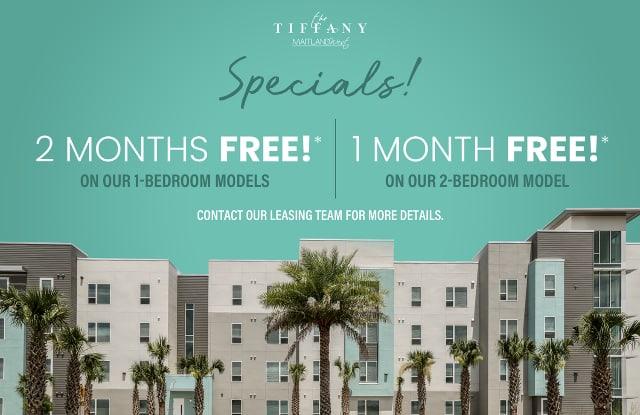 The Tiffany At Maitland West - 9301 Summit Centre Way, Maitland, FL 32810