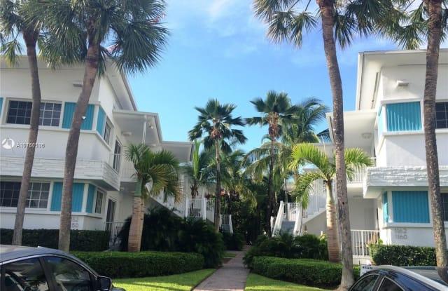 1150 103rd St - 1150 103rd Street, Bay Harbor Islands, FL 33154