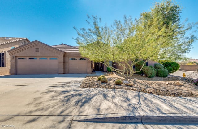 6349 W PRICKLY PEAR Trail - 6349 West Prickly Pear Trail, Phoenix, AZ 85083