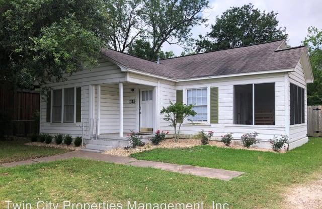 1313 Park St - 1313 Park Street, Bryan, TX 77803