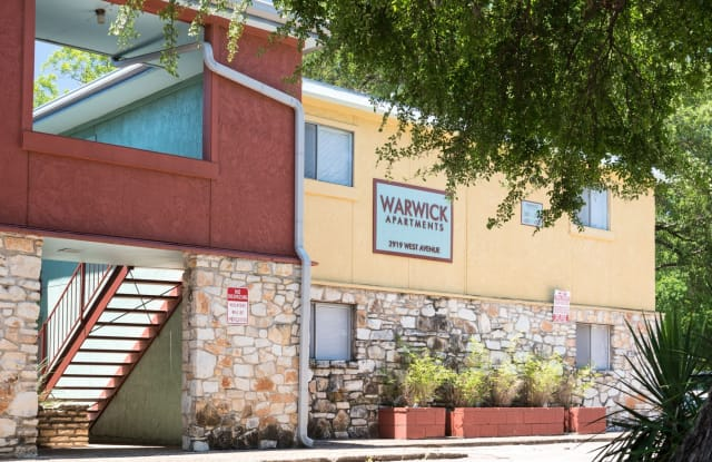 Warwick - 2907 West Ave, Austin, TX 78705