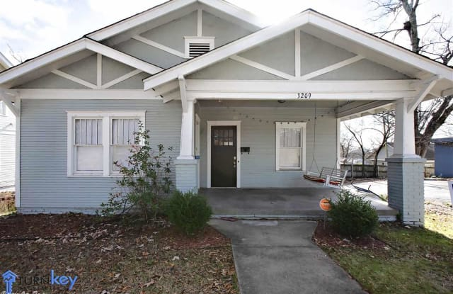 3209 Kavanaugh - 3209 Kavanaugh Blvd, Little Rock, AR 72205