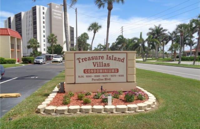 10375 PARADISE BOULEVARD - 10375 Paradise Boulevard, Treasure Island, FL 33706