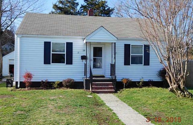 19 E Gilbert Street - 19 East Gilbert Street, Hampton, VA 23669