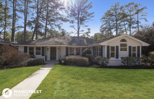 1512 Knollwood Terrace - 1512 Knollwood Terrace, North Decatur, GA 30033