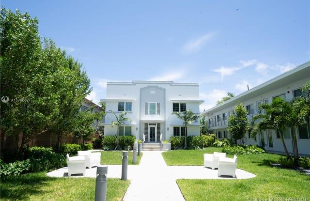 1521 Michigan Ave - 1521 Michigan Avenue, Miami Beach, FL 33139