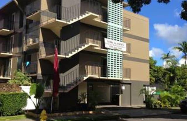 Kewalo Apartments - 1442 Kewalo Street, Honolulu, HI 96822