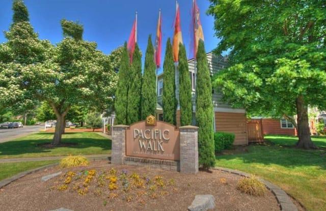 Pacific Walk Townhomes - 8333 32nd Ave S, Lakewood, WA 98499