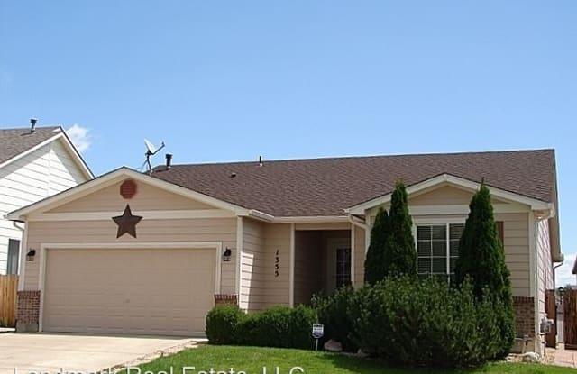 1355 Legend Oak Dr. - 1355 Legend Oak Drive, Fountain, CO 80817