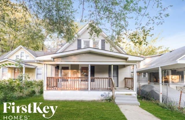2214 Quincy Street - 2214 Quincy Avenue, Kansas City, MO 64127