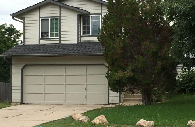 3827 Glenhurst ST - 3827 Glenhurst Drive, Colorado Springs, CO 80906
