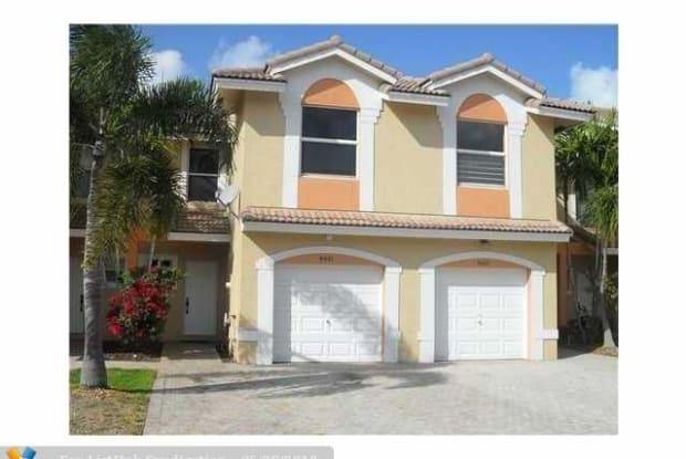 5492 NW 90th Ter - 5492 Northwest 90th Terrace, Sunrise, FL 33351