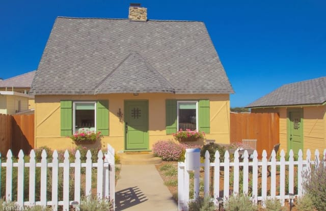 3612 Storybook Cottage - 314 6th Street, Pacific Grove, CA 93950