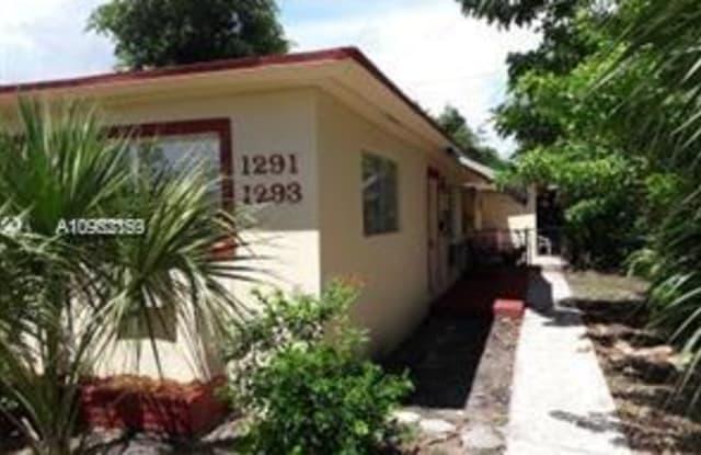 1291 NE 161st St - 1291 Northeast 161st Street, North Miami Beach, FL 33162