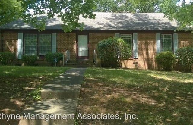 3101 Morningside Drive - 3101 Morningside Drive, Raleigh, NC 27607