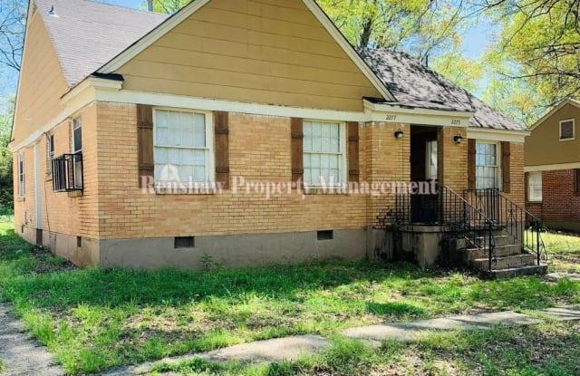 2277 Longstreet Dr. - 2277 Longstreet Drive, Memphis, TN 38114