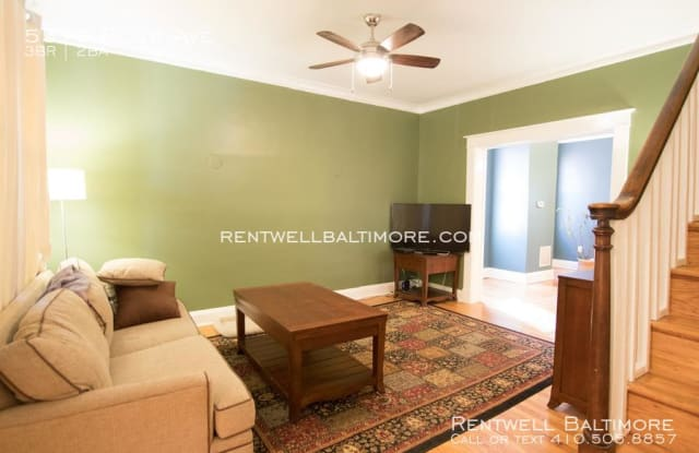 5513 Ready Ave - 5513 Ready Avenue, Baltimore, MD 21212