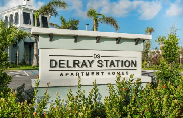 Delray Station - 1720 Depot Ave, Delray Beach, FL 33444