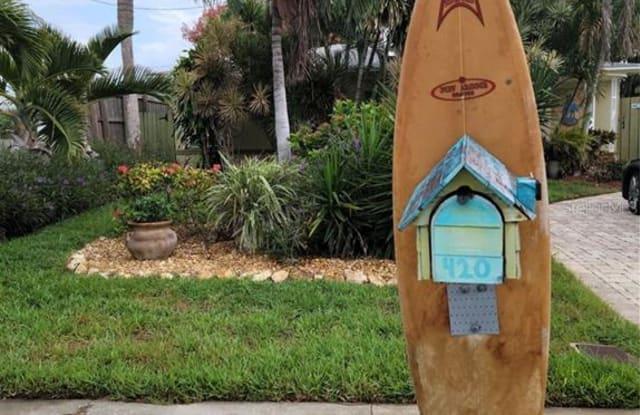 420 78TH AVENUE - 420 78th Avenue, St. Pete Beach, FL 33706