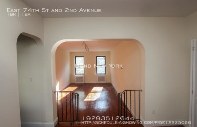 308 East 74th St - 308 East 74th Street, New York, NY 10021