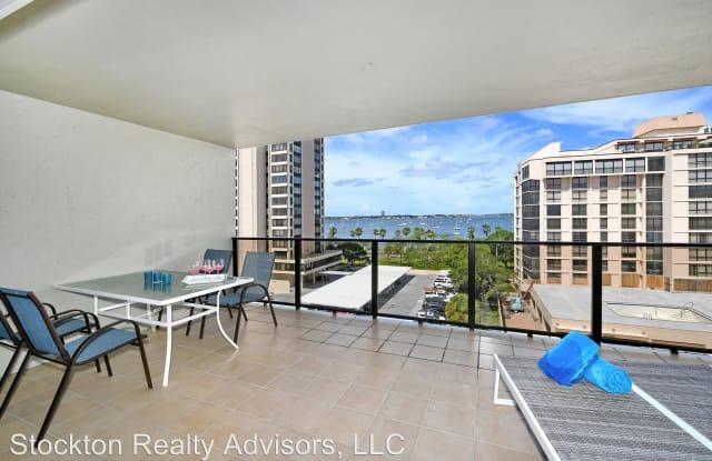 755. S. Palm Ave #604 - 755 South Palm Avenue, Sarasota, FL 34236