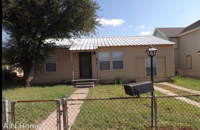 808 e 14th - 808 East 14th Street, Odessa, TX 79761