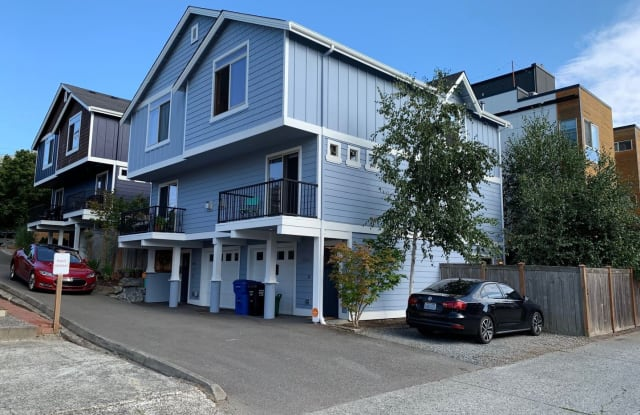 3043 59th Ave SW Unit #A - 3043 59th Avenue Southwest, Seattle, WA 98116