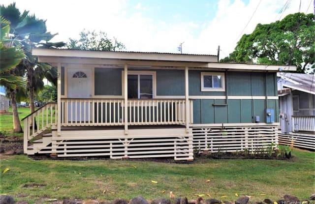 66-029 Waialua Beach Road - 66-029 Waialua Beach Rd, Haleiwa, HI 96712