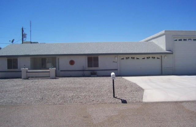 2212 Interceptor Dr - 2212 Interceptor Drive, Lake Havasu City, AZ 86404