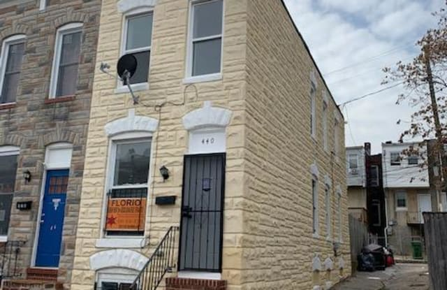 440 N ROSE STREET - 440 North Rose Street, Baltimore, MD 21224