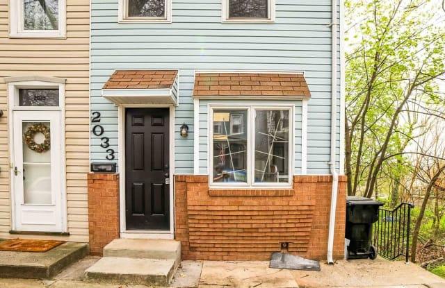 2033 KENSINGTON STREET - 2033 Kensington Street, Harrisburg, PA 17104