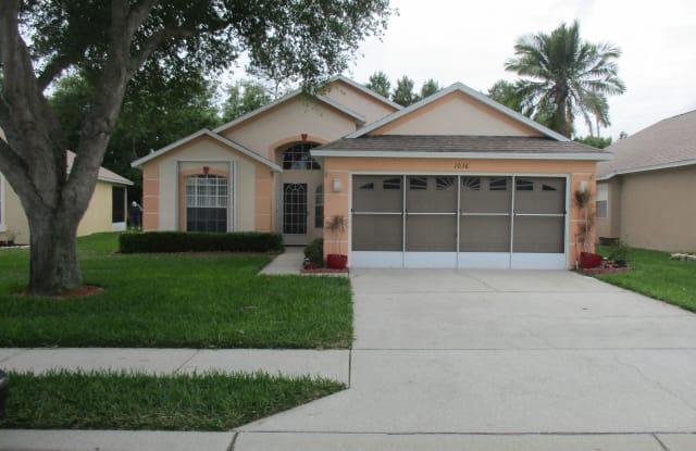 1036 Pine Creek Circle - 1036 Pine Creek Circle Northeast, Palm Bay, FL 32905