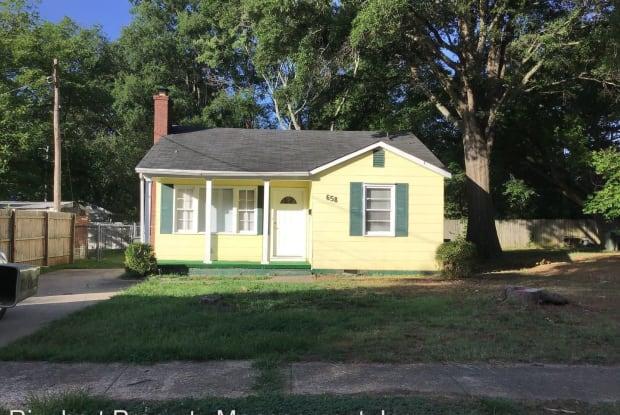 658 Walnut Street - 658 Walnut Street, Rock Hill, SC 29730