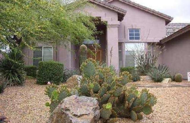 9687 E BALANCING ROCK Road - 9687 East Balancing Rock Road, Scottsdale, AZ 85262
