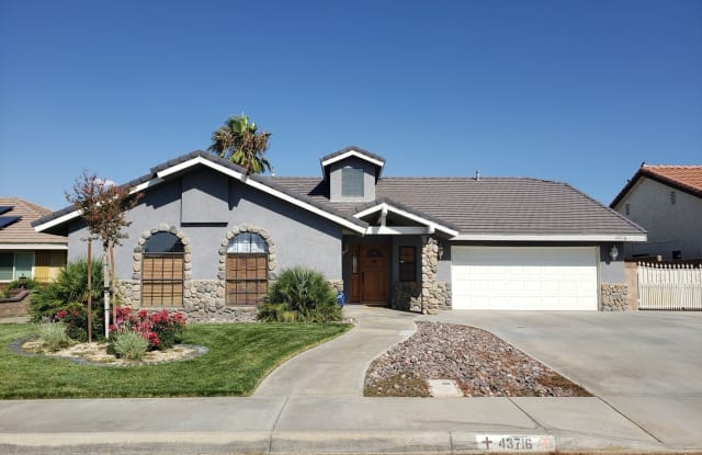 43716 Countryside Dr - 43716 Countryside Drive, Lancaster, CA 93536