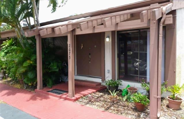 2675 S Parkview Dr - 2675 South Parkview Drive, Hallandale Beach, FL 33009
