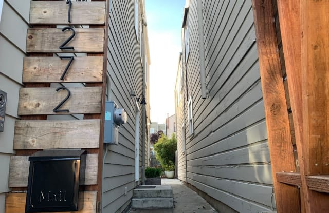 1272 York Street - 1272 York Street, San Francisco, CA 94110