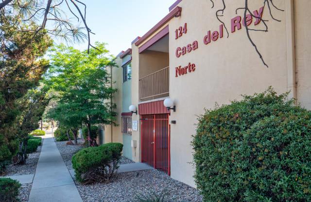 Casa Del Rey Norte - 124 Cardenas Dr NE, Albuquerque, NM 87108