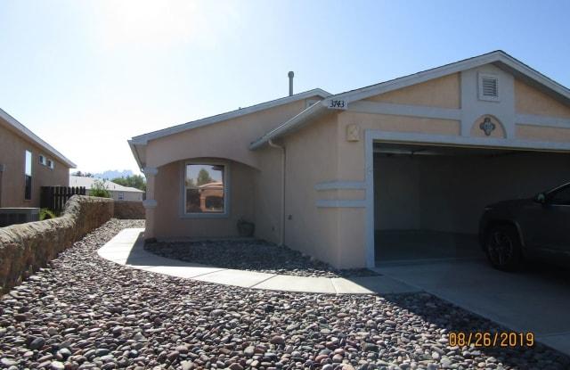 3743 Stoneway Rd. - 3743 Stoneway Rd, Las Cruces, NM 88012