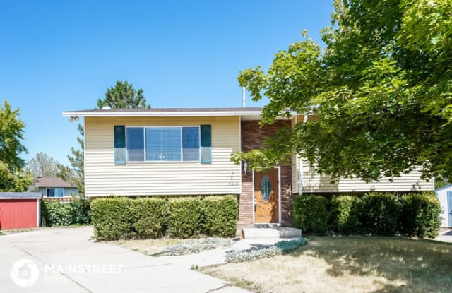 348 2400 South - 348 West 2400 South, Clearfield, UT 84015